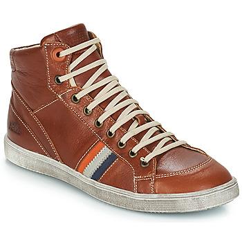 Zapatos Niño Botas de caña baja GBB ANGELO Vte / Marrón / Dpf / 2367