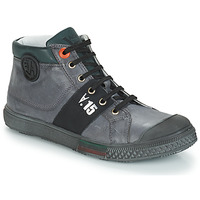 Zapatos Niño Botas urbanas GBB RUFINO Nuv / Gris / Dpf