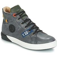 Zapatos Niño Botas urbanas GBB SILVIO Nuv / Gris verde / Dpf / Evoque
