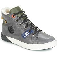 Zapatos Niño Zapatillas altas GBB SILVIO Gris