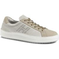 Zapatos Hombre Zapatillas bajas Hogan HXM3020X480HG0241L beige