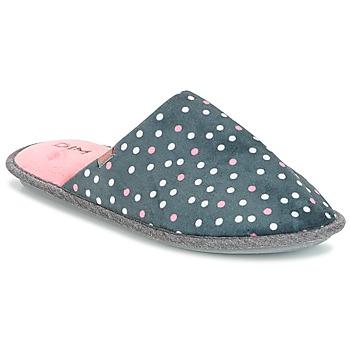 Zapatos Mujer Pantuflas DIM D BECKY Negro