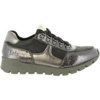 Zapatos Mujer Zapatillas bajas Lois Jeans 85234 Plateado