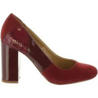 Zapatos Mujer Zapatos de tacón Maria Mare 61295 Rojo