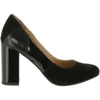 Zapatos Mujer Zapatos de tacón Maria Mare 61295 Negro