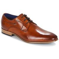 Zapatos Hombre Derbie Bugatti  Cognac