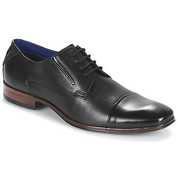 Zapatos Hombre Derbie Bugatti  Negro