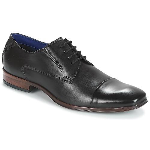 Zapatos especiales para hombres y mujeres Bugatti  Negro