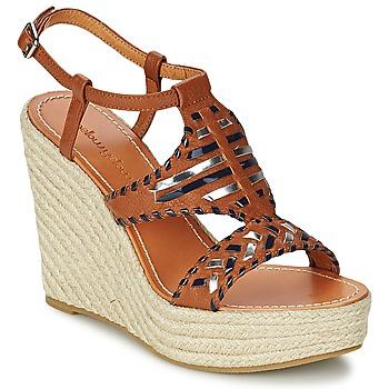 Zapatos Mujer Sandalias Mellow Yellow SAKE Camel