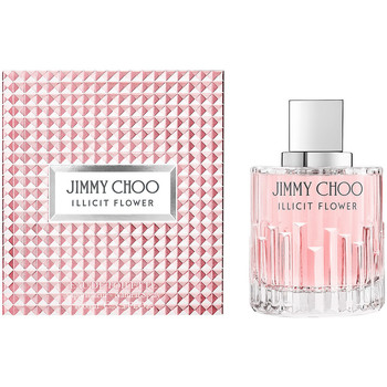 Belleza Mujer Agua de Colonia Jimmy Choo Illicit Flower Edt Vaporizador  100 ml