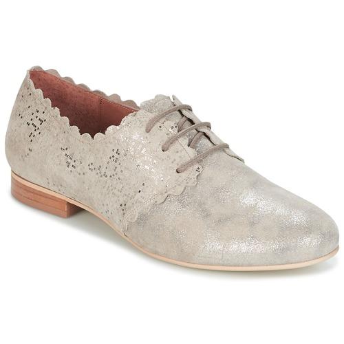 Los últimos zapatos de descuento para hombres y mujeres Myma CANOPA Plata - Envío gratis Nueva promoción - Zapatos Derbie Mujer  Plata