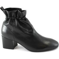 Zapatos Mujer Botines Les Venues LES-I17-6555-NE Nero