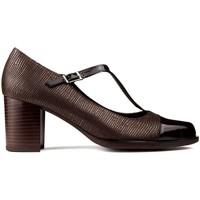 Zapatos Mujer Zapatos de tacón Kroc S  CUERO MARRON