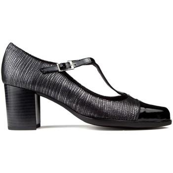 Zapatos Mujer Zapatos de tacón Kroc S  CUERO NEGRO