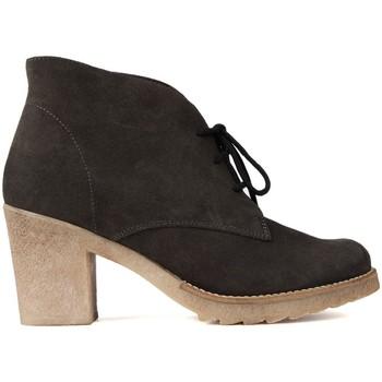 Zapatos Mujer Botines Kroc ES DE KROCS MARRON