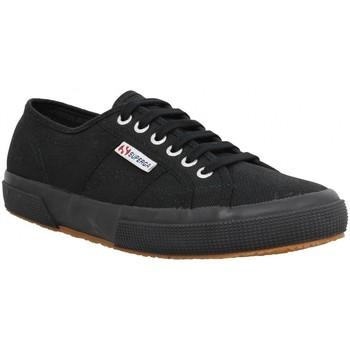 Zapatos Hombre Deportivas Moda Superga 28737 Negro