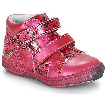 Zapatos Botas de caña baja GBB ROXANE Vnv / Frambuesa - estampado / Dpf / Sabina