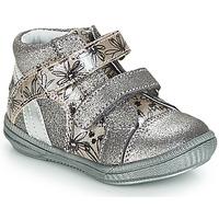 Zapatos Botas de caña baja GBB ROXANE Vct / Gris / Plata - imprime  / Dpf / Sabina
