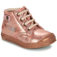 Zapatos Niña Botas de caña baja GBB REGINE Rosa
