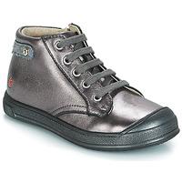 Zapatos Niña Bandolera GBB REGINE Violeta / Metalizado