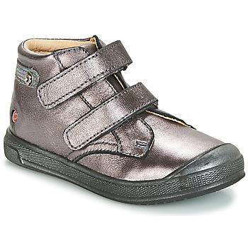 Zapatos Niña Bandolera GBB RACHEL Violeta / Metalizado