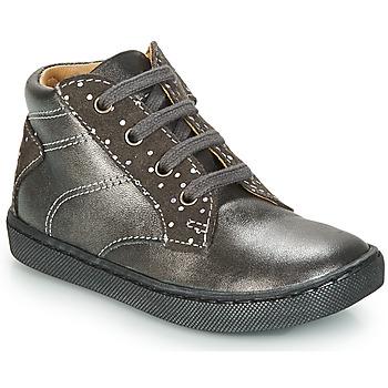 Zapatos Niña Botas de caña baja GBB RAYA Gris
