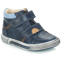 Zapatos Niño Botas de caña baja GBB ROBERT Vtc / Azul / Dpf / Stryke