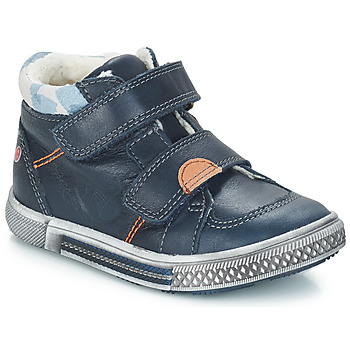 Zapatos Niño Zapatillas altas GBB ROBERT Azul
