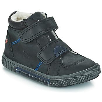 Zapatos Niño Botas de caña baja GBB ROBERT Negro