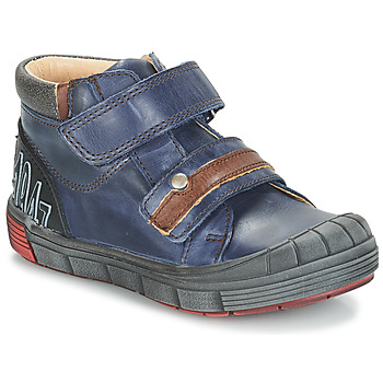 Zapatos Niño Botas de caña baja GBB REMI Azul