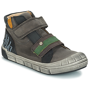 Zapatos Niño Bandolera GBB REMI Gris