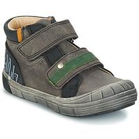 Zapatos Niño Zapatillas altas GBB REMI Gris