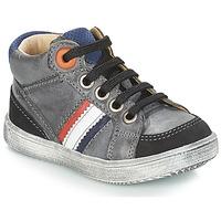 Zapatos Niño Zapatillas altas GBB ANGELITO Gris