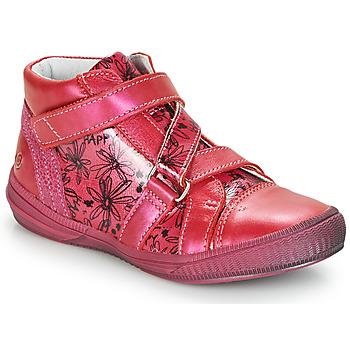 Zapatos Niña Zapatillas altas GBB RADEGONDE Rosa