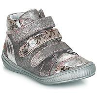 Zapatos Niña Botas de caña baja GBB RAFAELE Plata