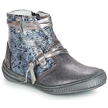 Zapatos Niña Botas de caña baja GBB REVA Girs / Azul