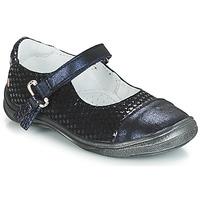 Zapatos Niña Bailarinas-manoletinas GBB RIKA Azul