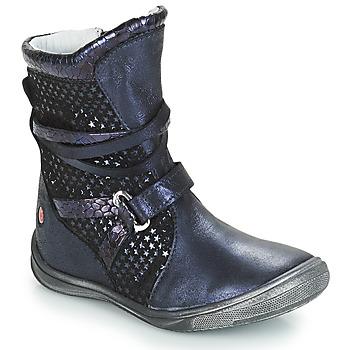Zapatos Niña Botas urbanas GBB ROSANA Azul