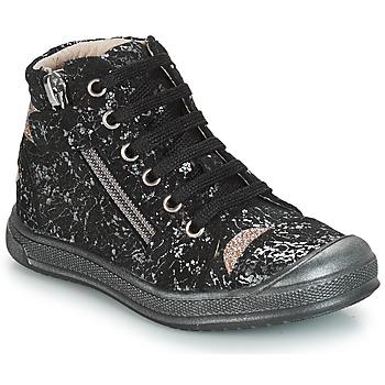 Zapatos Niña Zapatillas altas GBB DESTINY Negro