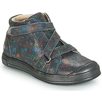 Zapatos Niña Zapatillas altas GBB NADEGE Gris