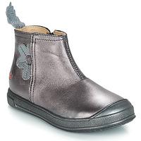 Zapatos Niña Botas de caña baja GBB ROMANE Violeta