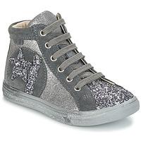 Zapatos Niña Zapatillas altas GBB MARTA Gris