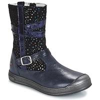 Zapatos Niña Botas de caña baja GBB NARCISSE Marino