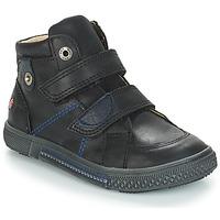 Zapatos Niño Botas de caña baja GBB RANDALL Negro