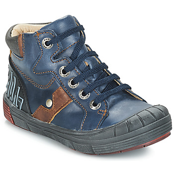 Zapatos Niño Zapatillas altas GBB RENZO Azul