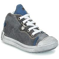 Zapatos Niño Zapatillas altas GBB RONALD Gris