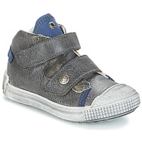 Zapatos Niño Zapatillas altas GBB ROMULUS Gris
