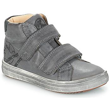 Zapatos Niño Botas de caña baja GBB NAZAIRE Gris