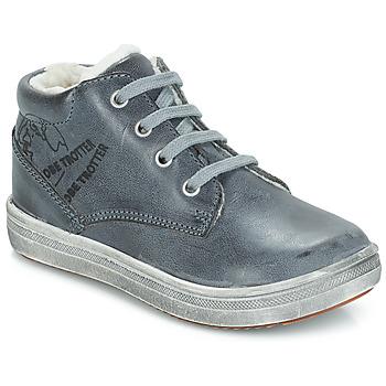 Zapatos Niño Botas de caña baja GBB NINO Gris