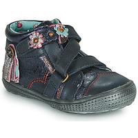 Zapatos Niña Botas de caña baja Catimini ROQUETTE Marino